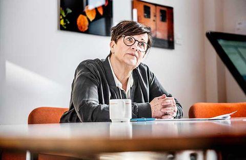 Hon är Skatteverkets nya generaldirektör