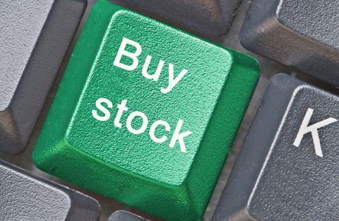 Börsens insiders storköper