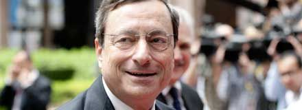 "Draghi: ""Euron är irreversibel"""