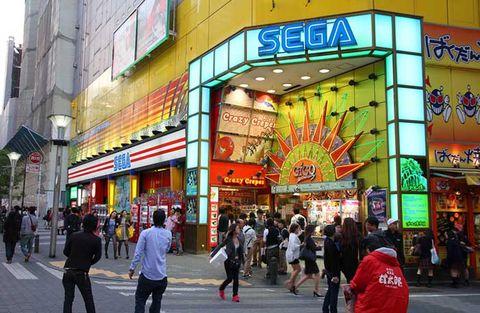 Sega Aktie