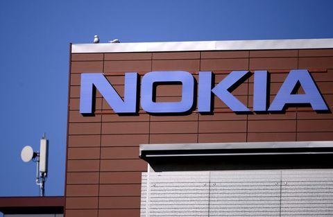 Lättnadsrally i Nokia