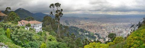 De heta latinamerikanska ETF:ernaColombias huvudstad Bogota. Foto: iStock