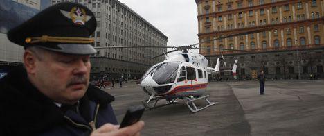 Ryska börsen stabil trots terrordådFoto: Sergey Ponomarev / Scanpix