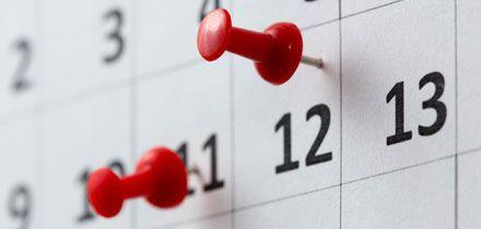Dags For Delarsrapporter Har Ar Datumen