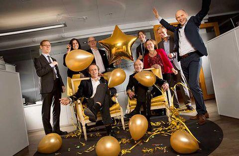 Storslam för Prior Nilsson i Årets Fond